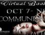 COMMUNION Blog Tour: Day1