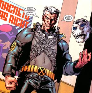 Magneto as Xorn